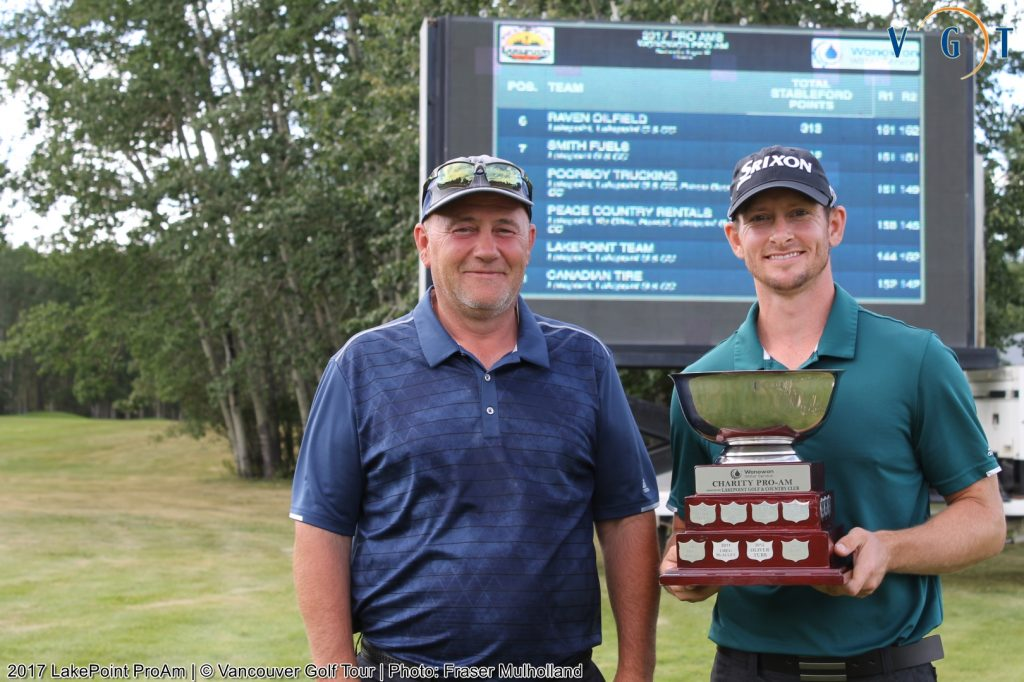 Stinson Steals the Show at Wonowon Water Services ProAm